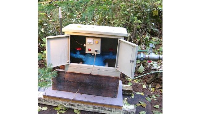 pico hydro generator unit,pico box 300w