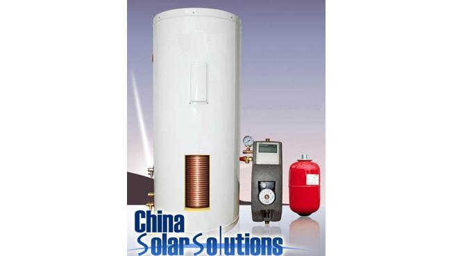 solar hot water storage tanks