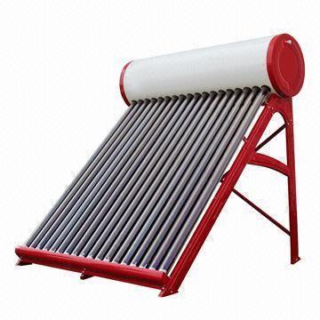 non pressure-compact solar water heater
