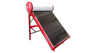 solar water heater suneco