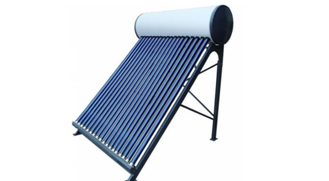 solar water heater performance